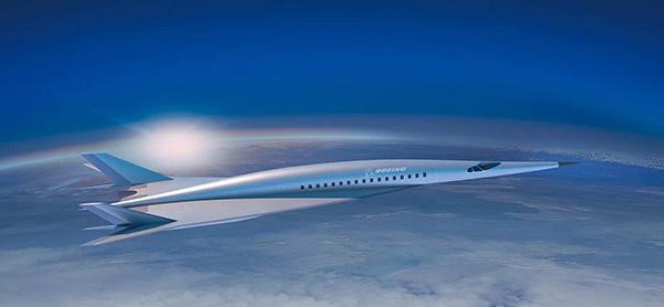 北京直飞纽约只要3小时!波音正研究5倍音速客机关键技术