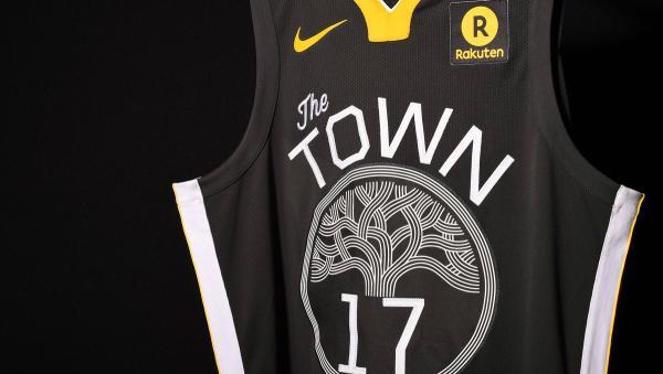 NBA发布了新款球衣,内置小芯片将彻底改变你的篮球世界