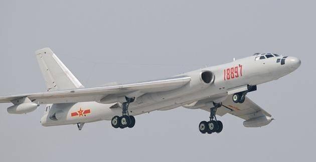 轰六K是中国唯一款战略轰炸机,它的升级版轰六N有多牛?
