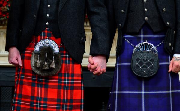 """无愧""""腐国""""!英国同性恋权益水平欧洲最高,苏格兰最""""腐"""""""