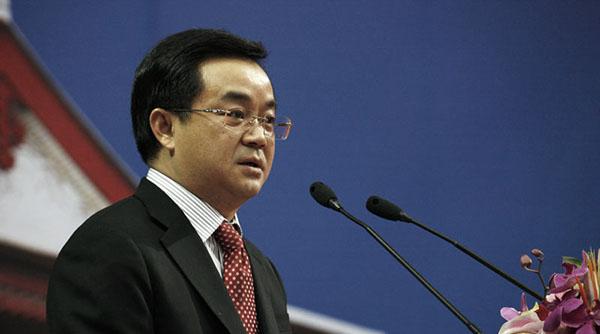 高兴夫不再兼任浙江省交通投资集团有限公司董事长、党委书记