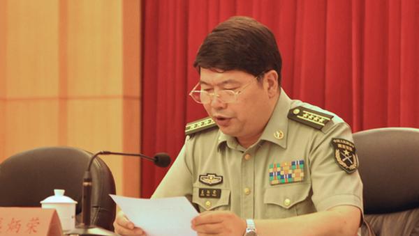 李弘调任福建省军区政治部主任,盛炳荣少将不再担任