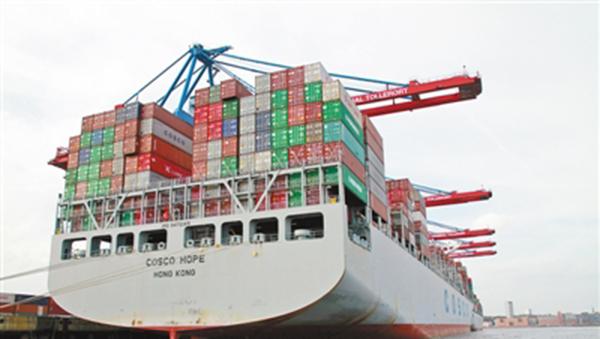 中国成为德国最大贸易伙伴,去年两国贸易额逆势增长4.1%