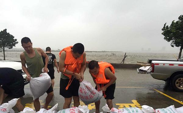 台风海马造成闽粤172万人受灾,直接经济损失超37亿元