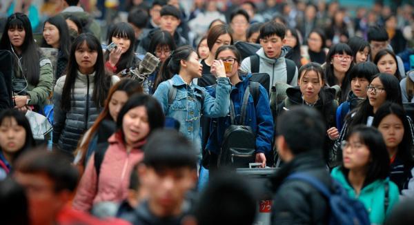 """江苏公布高考改革方案:""""6选2""""变6选3,2021年实施"""