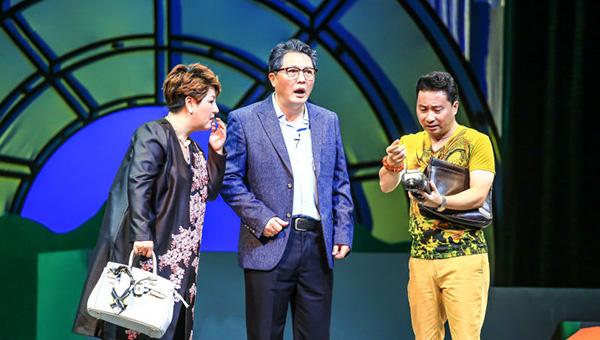 滑稽戏不滑稽,上海滑稽剧团如何突破现状