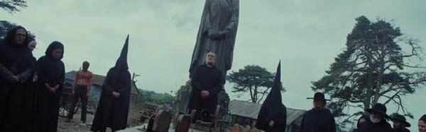 10月美剧有哪些 使徒鬼入侵吸血鬼遗产亚洲怪谈惊悚来袭