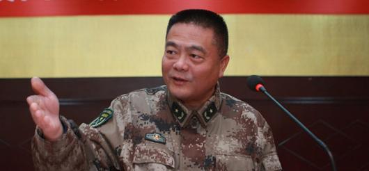 第13集团军原副军长马雄少将任四川省军区副司令员