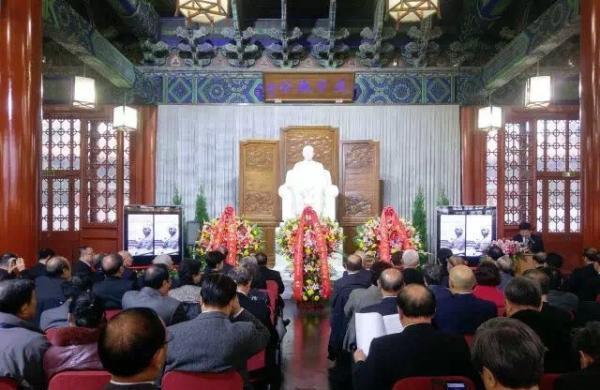 台湾新同盟会会长许历农:希望有生之年看到两岸和平统一