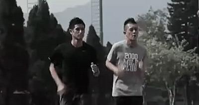 逃避现实的那几年,陈冠希至少有跑步陪伴