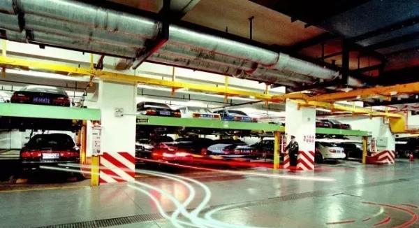 上海共享泊位达5465个,这些共享停车场有你家附近的吗?