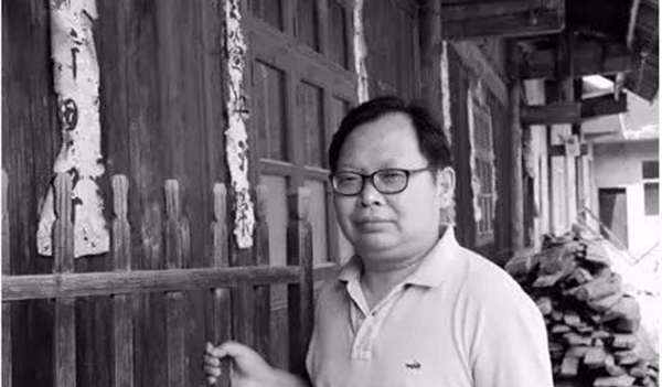 51岁《张家界日报》文艺副刊主编龚爱民突发心脏病去世