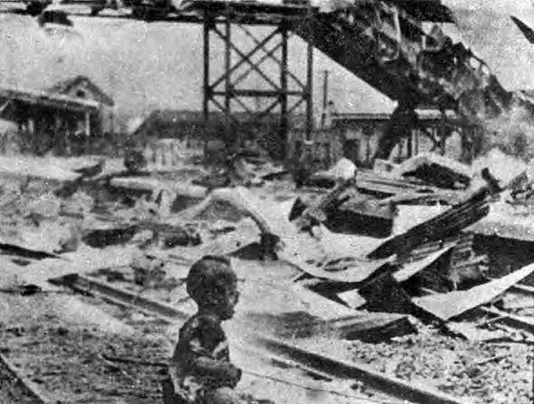 日军轰炸上海南站八十周年:被战争改变的城市交通格局