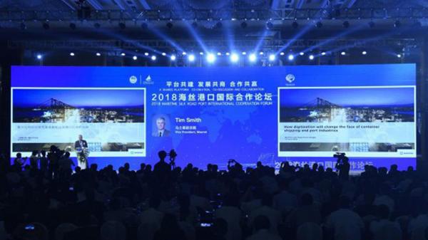 多国借海丝论坛争取对华合作,中国港口业也能输出管理与技术