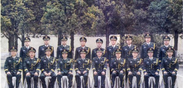 南疆军区原参谋长柳林少将转任军区副司令员,胡建林接棒