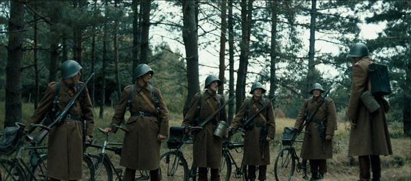 丹麦人4个小时的抵抗被拍成了战争片