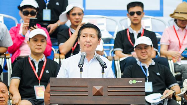柳州市委书记郑俊康:溺亡市长肖文荪是选择了自己走的路