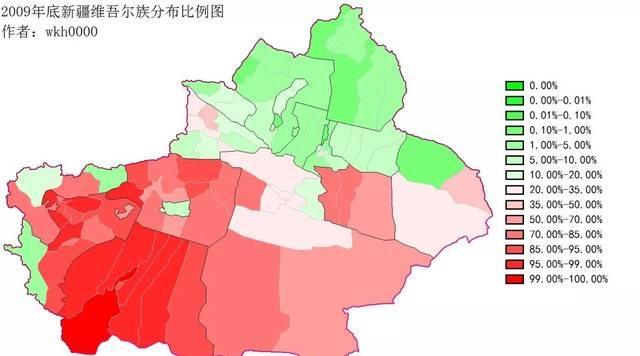 新疆的人口结构为何如此复杂?