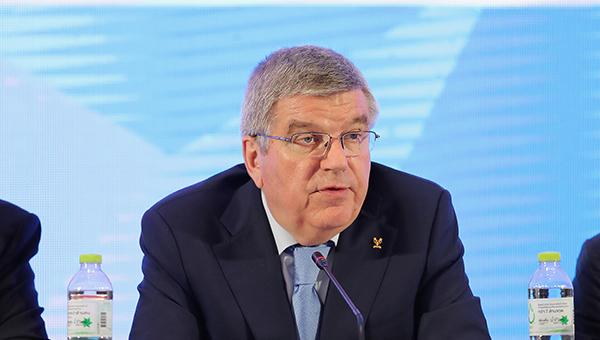 国际奥委会主席巴赫:朝鲜保证将参加东京奥运会和北京冬奥会