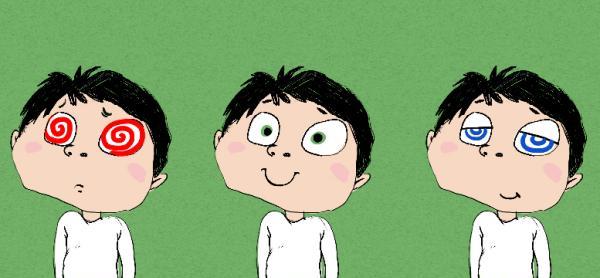 【问答】为啥绿色能够缓解视觉疲劳?