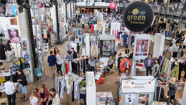 柏林时装周何以成为可持续时尚的聚集地