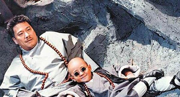 郝劭文小时候电影有哪些 和释小龙合作的笑林小子很经典