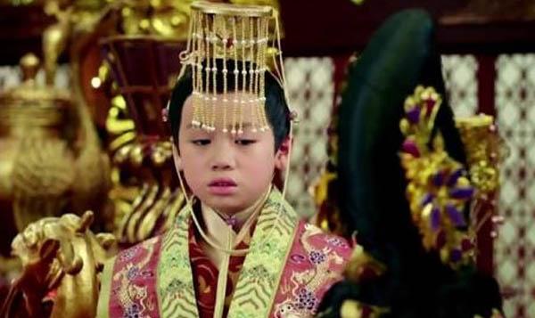 李重茂是谁的儿子 唐中宗李显竟是武则天第三子
