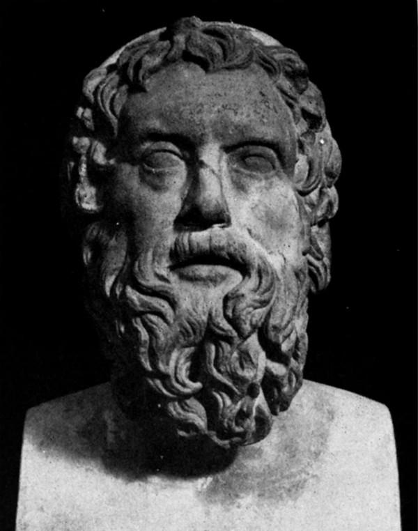 像特朗普这样的政治人物,古希腊就出现了