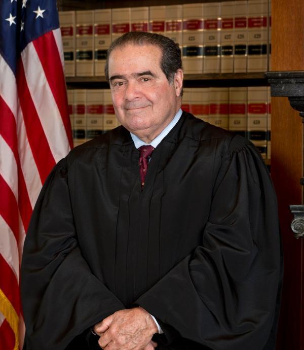 保守派大法官斯卡利亚去世,反对堕胎、同性恋、控枪