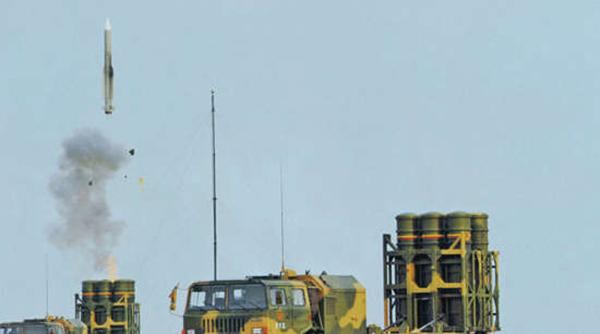 """简氏防务:""""红旗""""16防空导弹获重要升级,射程提高近一倍"""