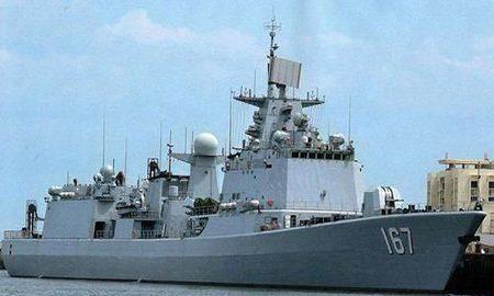 中国海军167舰强势回归!究竟有哪些变化?
