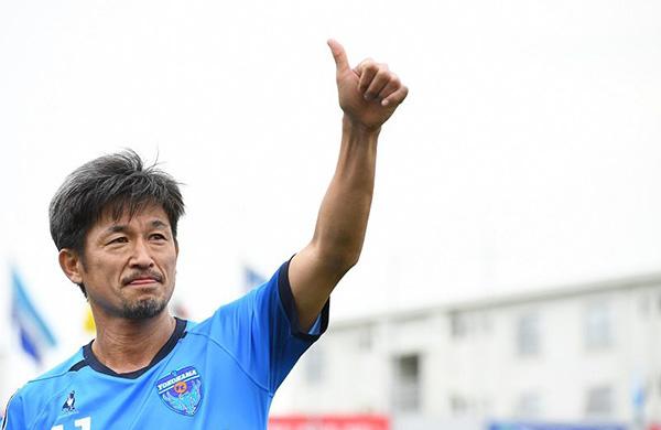 52岁为何还要坚持踢球?日本年轻人如何看待三浦知良