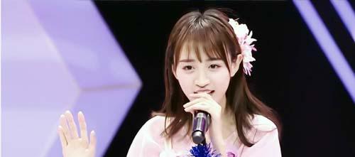 snh48黄婷婷微博晒表情包 回顾黄婷婷第一届总选名次