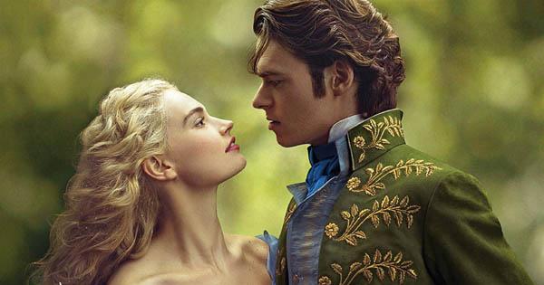 真人版灰姑娘回顾 演绎美好爱情真人版比童话更童话