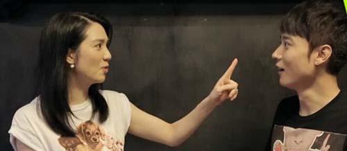 张丹峰为什么娶洪欣 高颜值儿女告诉你答案在这