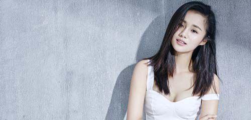 【图】旋风少女安悦溪最新写真流出 青春活力秀事业线