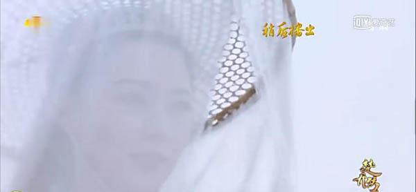 楚乔传头戴薄纱的公主是谁有什么目的 素锦演的萧玉出现