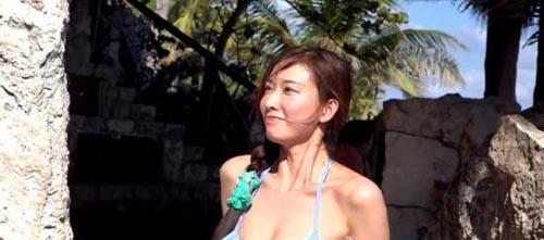 林志玲的胸有多大 林志玲的声音是装的吗好好听