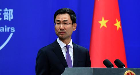 美国称中方在浪花礁建设新设施,外交部:西沙群岛是中国领土