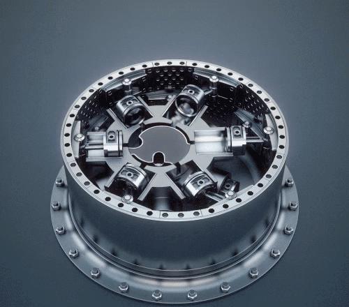 17张最新高清机械动图,可能你会看一天,奥妙无穷