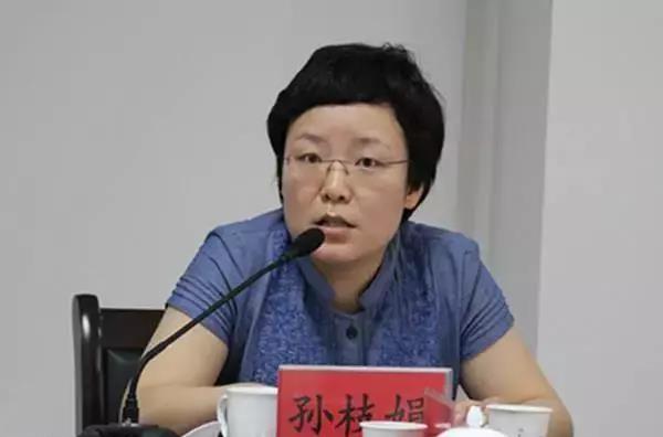 孙枝娟任安徽省阜阳市委常委、宣传部长