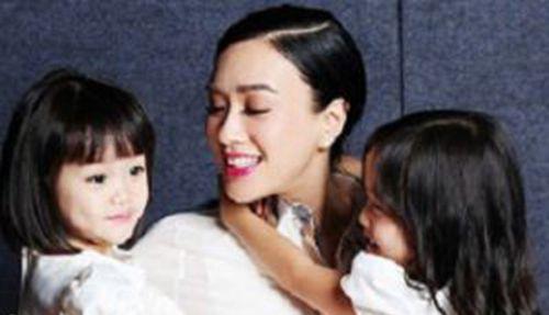 钟丽缇不喜欢二女儿吗 揭秘其三个孩子父亲是谁