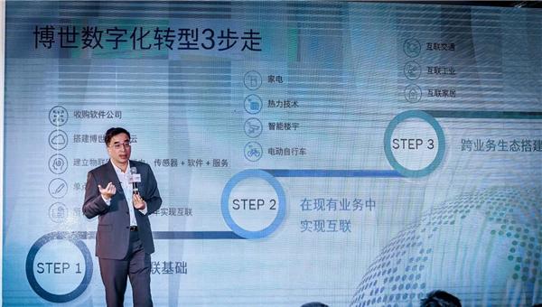 博世中国转身:48V电池技术即将实现量产,掘金互联交通