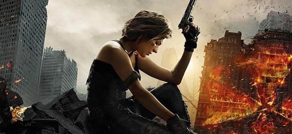 生化危机终章最终票房破十亿 中国电影市场又拯救一部电影