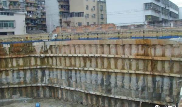 【图文】工程中几种常见的止水帷幕形式!