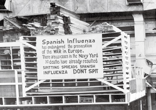 1918年致命流感:经验教训可以预防另一场灾难吗?