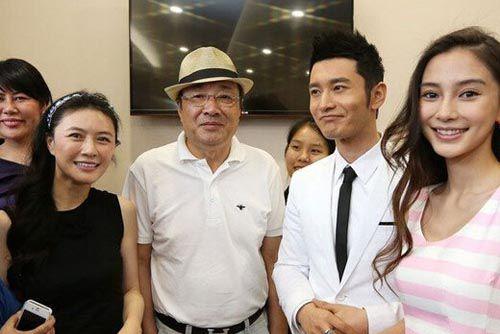杨颖的爸爸是外国人吗 揭秘baby是几国混血儿?