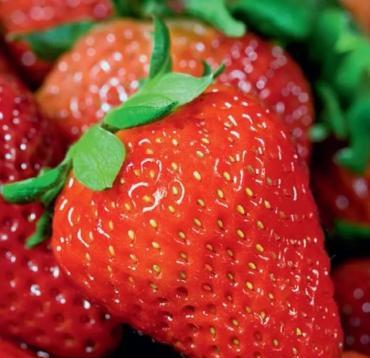 通过草莓籽的颜色来辨别草莓是否使用了激素,正确吗?