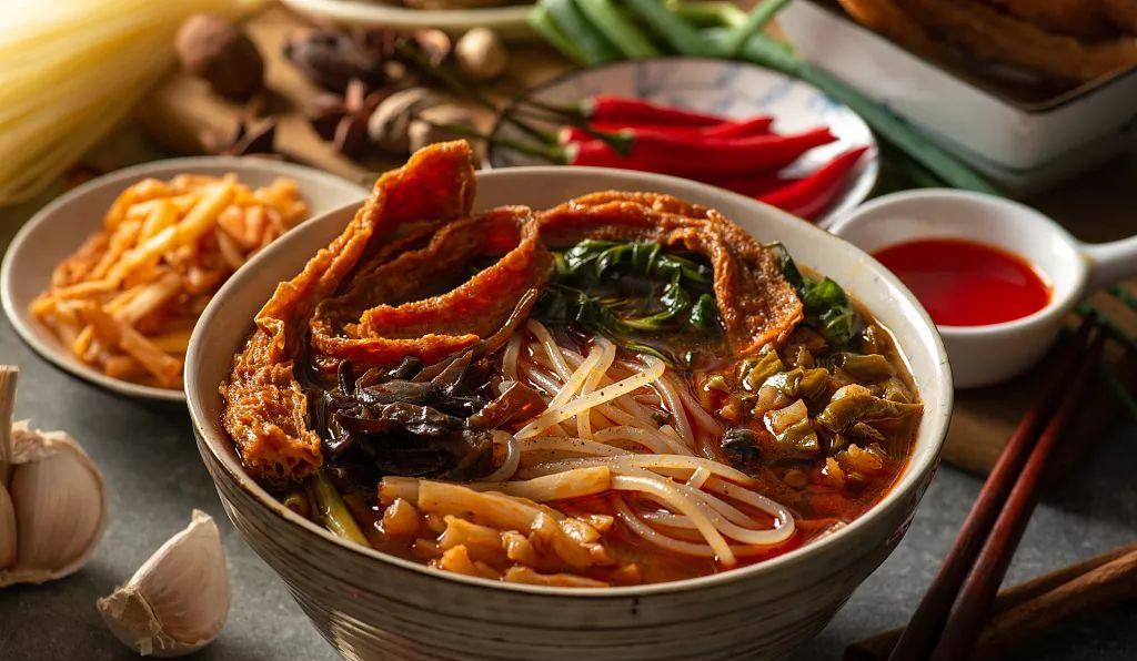 中国食臭地理