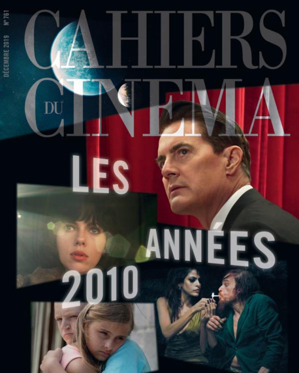 《电影手册》评十年十佳,《双峰》居首